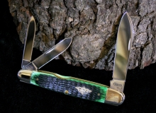 Bermuda Green Case Cigar Whittler 2008