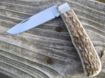 GEC #73 Scout Sambar Stag-Flat Bolsters F