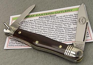 GEC #331211 Conductor Ancient Kauri Wood  #05