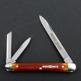 GEC #89 Melon Whittler Goldenrod Jigged Bone