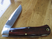 Northfield #421112LB Cocobolo Wood #11
