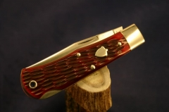 GEC #721111 Ruby Red Jig Bone